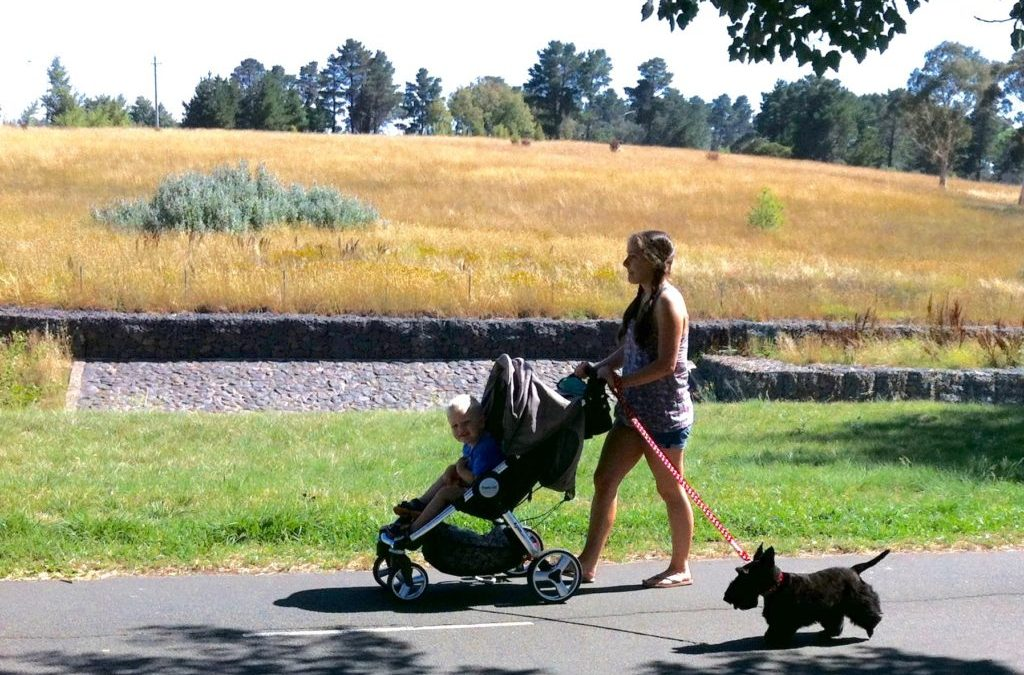 5 Reasons Why Pram Walking is the Best Exercise to Combat Postpartum Depression