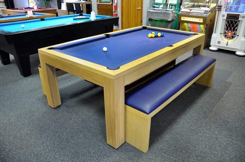 Five Family Benefits of Owning a Pool Table