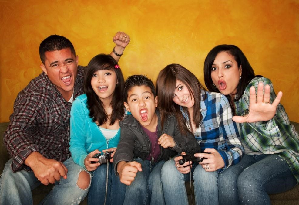 The Importance of Striking a Balance between Physical Activity and Online Gaming