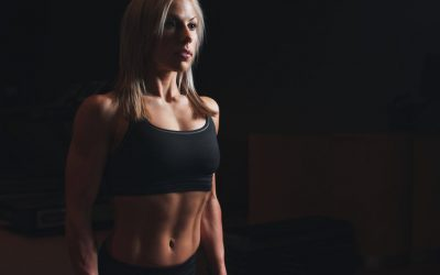 Complete workout: exercises for chest and breastplates at home
